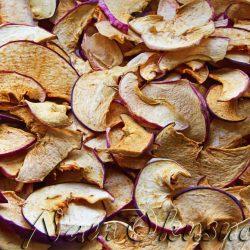О пользе сушеных фруктов и овощей