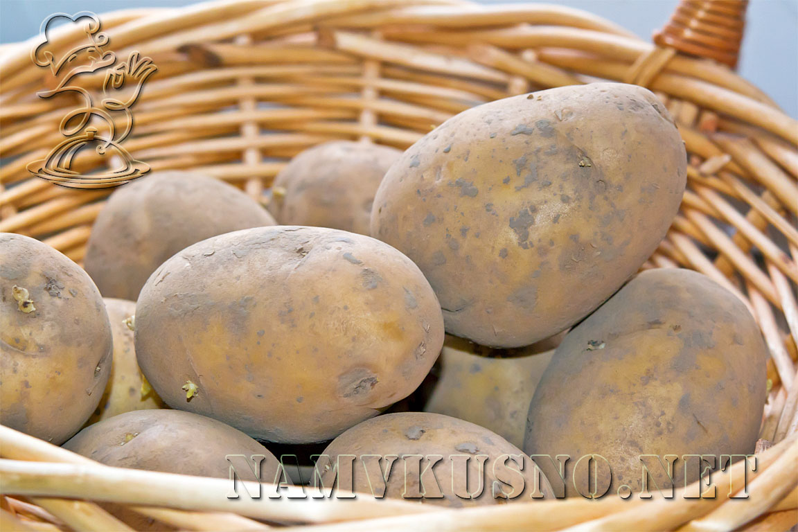 Бюджетные блюда из картофеля