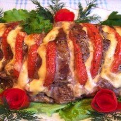 Очень вкусное мясо в духовке