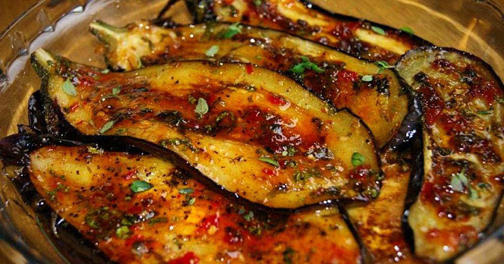 рецепты приготовления баклажанов